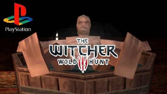 The Witcher 3 за оригиналния PlayStation заслужава да се види (ВИДЕО)