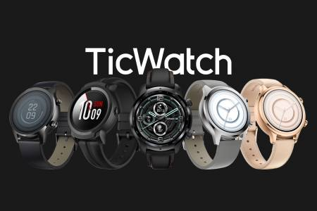 Новите умни часовници от серията TicWatch: стил и функционалност на китката (РЕВЮ)