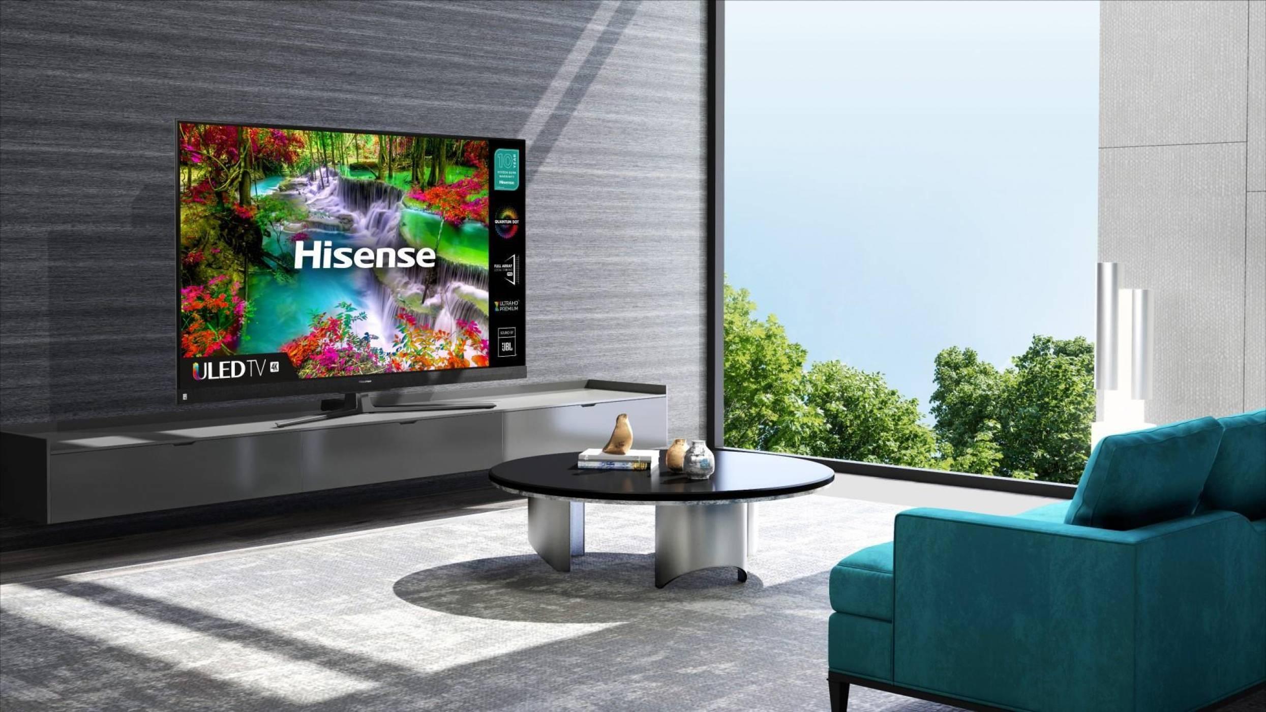 Hisense 65U8QF – усещане за истинско кино, но у дома (РЕВЮ)