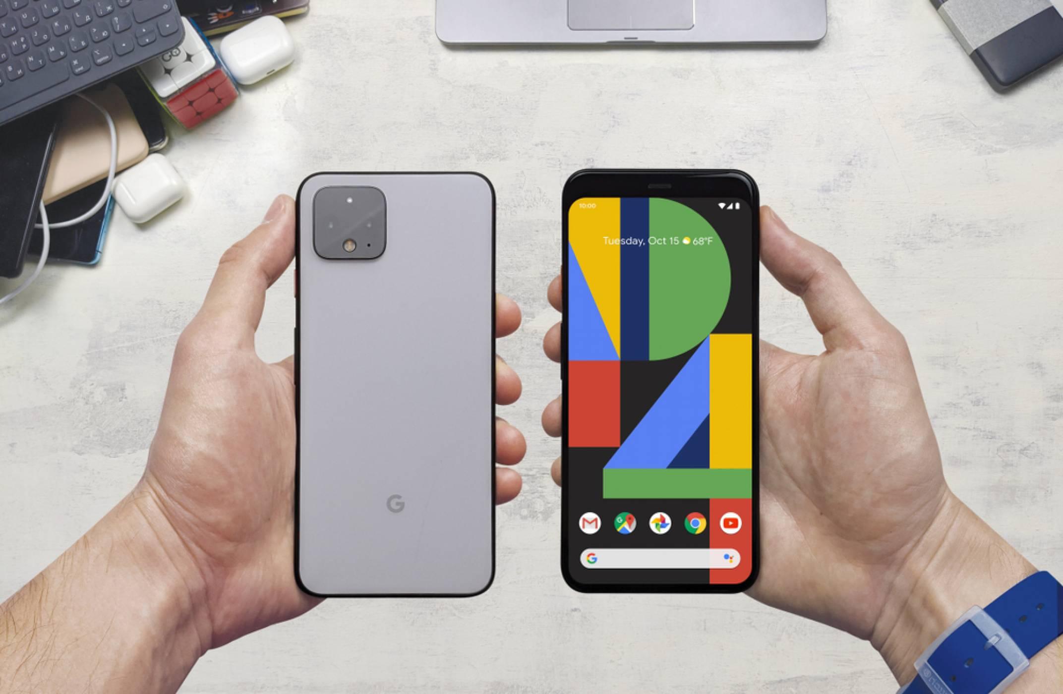Намек за Pixel 6 XL с 5G е скрит в кода на Android 12
