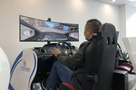 В Китай се учат да шофират на... AI симулатори