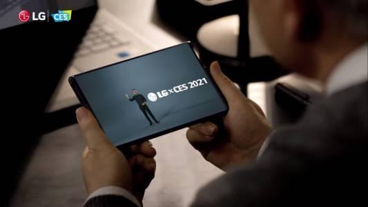 Гъвкавият смартфон на LG изглежда все по-ефимерен