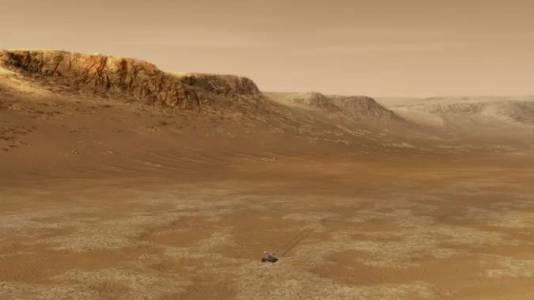 Някои земни организми могат да оцелеят на Марс, макар и временно