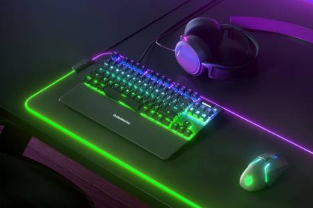 SteelSeries Arctis 7X и Apex 7 TKL: слушалки и клавиатура, достойни за всеки геймър (РЕВЮ)