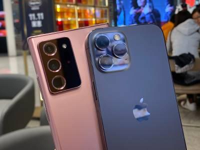 Apple е най-продаваната смартфон марка в края на 2020 година