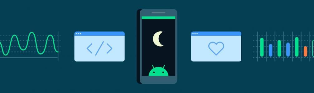 Android приложенията за следене на съня ще хабят батерията ви по-малко
