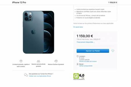 iPhone и MacBook вече ще се продават с оценка за ремонт във Франция
