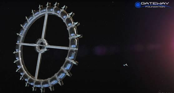 Първият космически хотел ще бъде построен до 2027 (ВИДЕО)