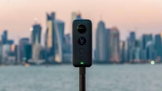 Insta360 се фука с едва забележима камера
