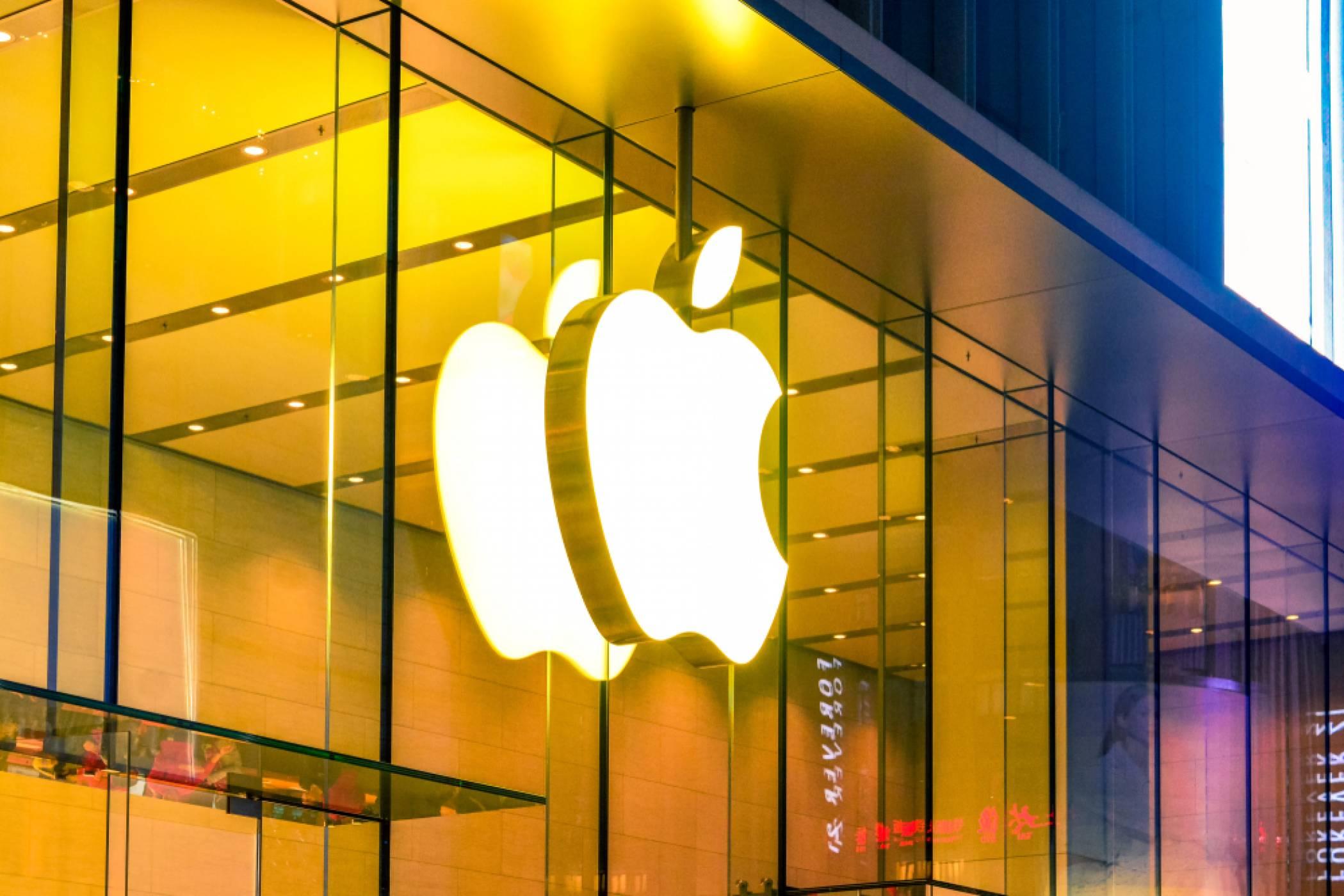 Всички магазини на Apple в САЩ работят за пръв път от точно една година