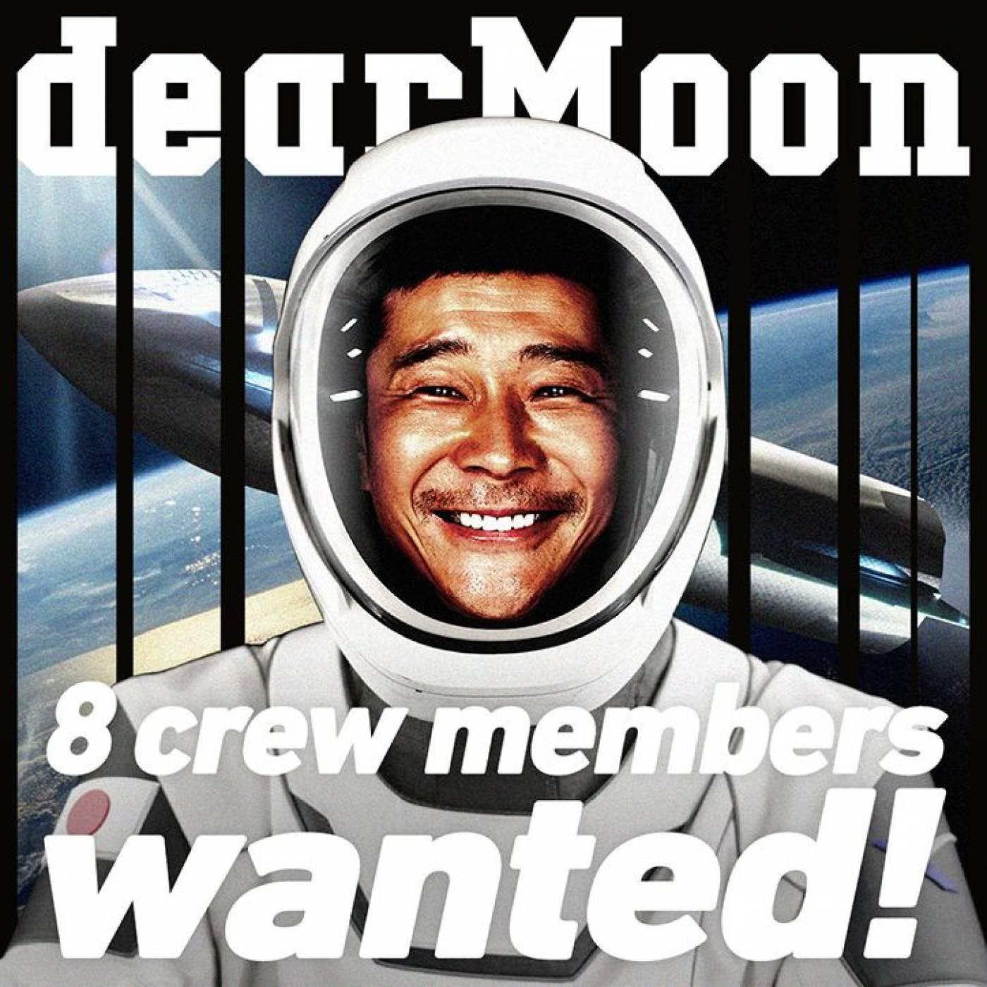 Японски милиардер си търси осем души за космически полет (ВИДЕО)