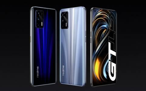 Realme GT: Snapdragon 888 и 120Hz AMOLED дисплей за под 450 долара