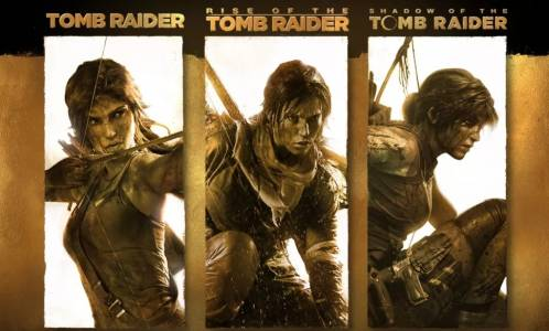 Понеже никой не иска да прави нови игри, се задава трилогията Tomb Raider