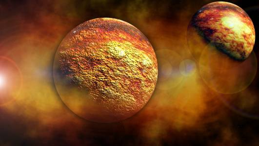 Учени вярват, че са открили парче от древна планета в Африка