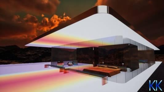 Първата дигитална NFT къща в света се продаде за половин милион долара