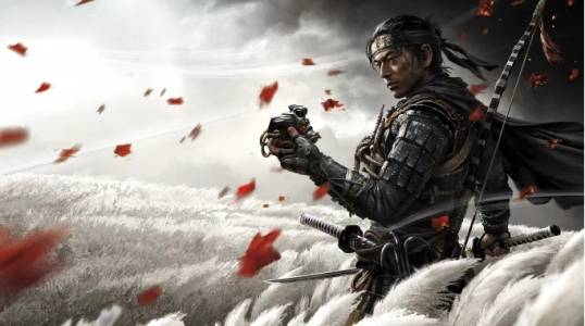 PS4 хитът Ghost of Tsushima става филм от режисьора на John Wicк