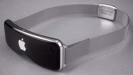 VR шлемът на Apple може да тежи по-малко от една ябълка