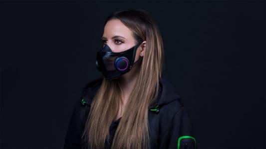 Шантавата маска на Razer ще бъде реален продукт, който да си купите (ВИДЕО)