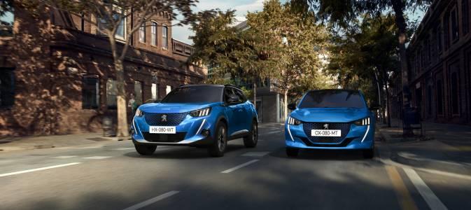 Peugeot 208 е на първо място в продажбите в Европа