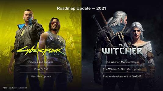 Потвърдени са нови The Witcher и Cyberpunk игри