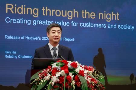 Въпреки трудностите Huawei бележи скок в приходите за 2020