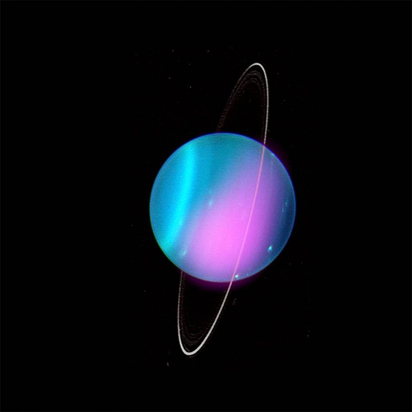 Уран е още по-странна планета, отколкото предполагахме. Ето защо (ВИДЕО)