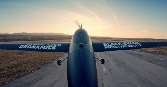 Българска компания стартира авиолиния за товарни дронове