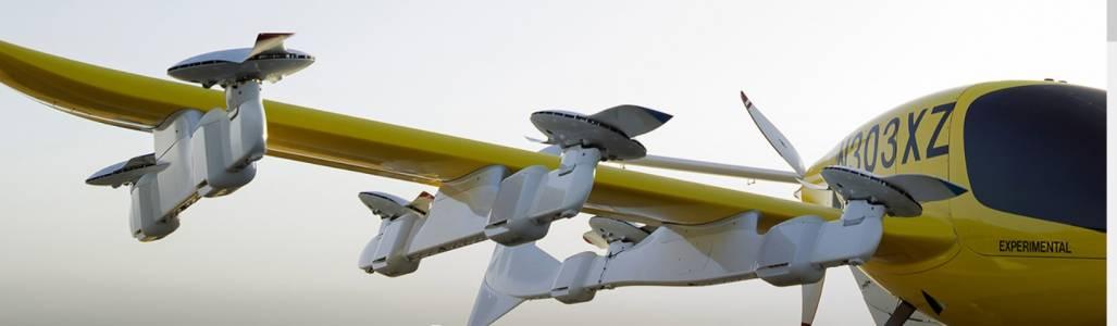 Това е птица! Това е самолет! Това е въздушно таксиWisk!