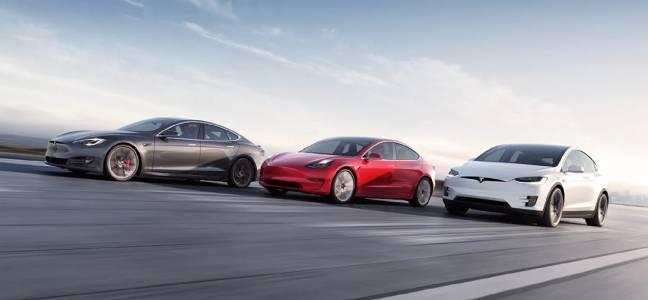 Tesla с нов рекорд: 185 000 продадени коли за три месеца