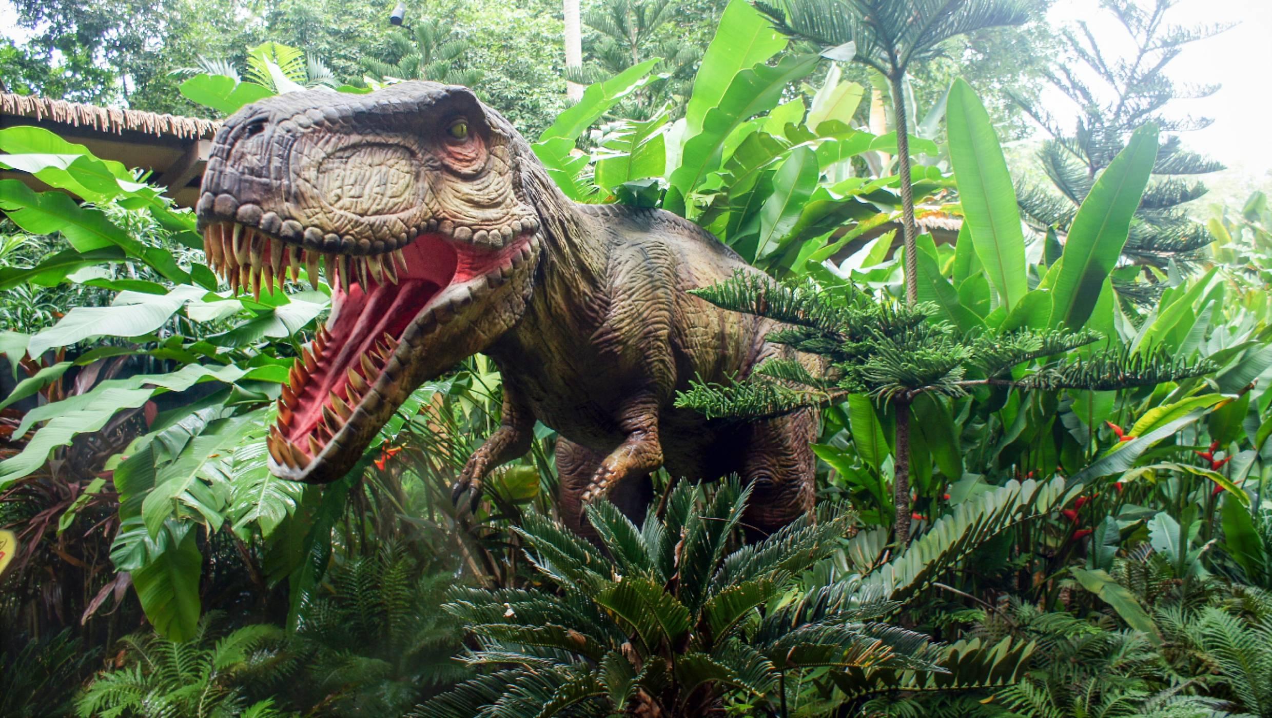 Технологията за истински Jurassic Park вече е тук. Идват ли динозаврите?