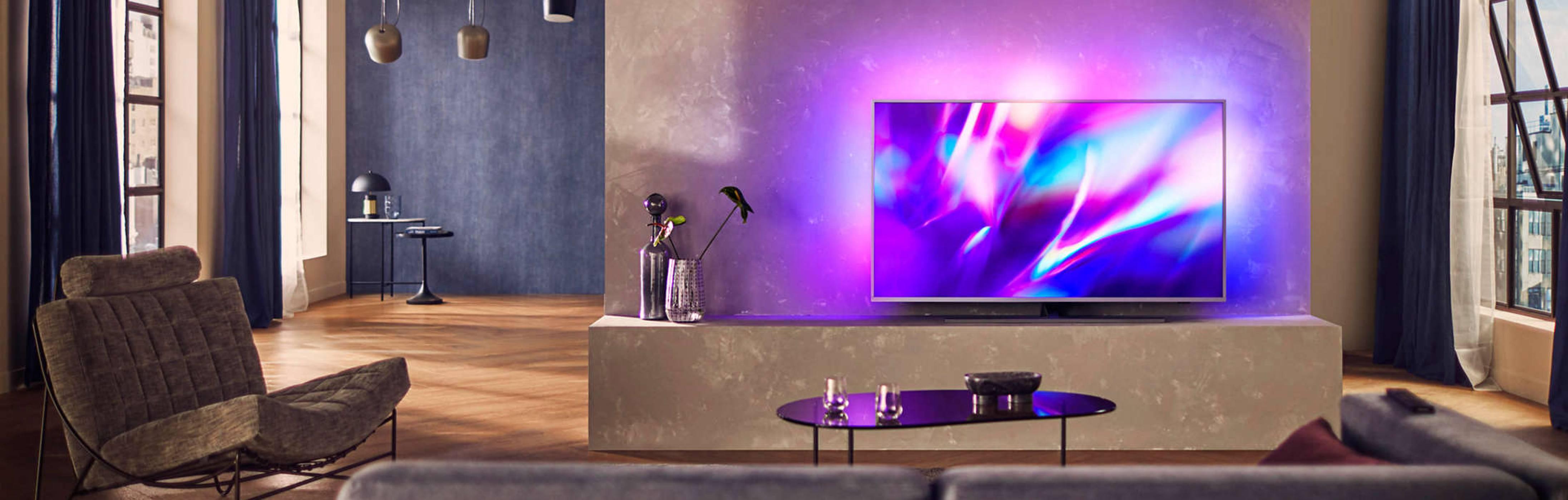 Серията телевизори 8505 на Philips пренася киносалона във вашия дом (РЕВЮ)