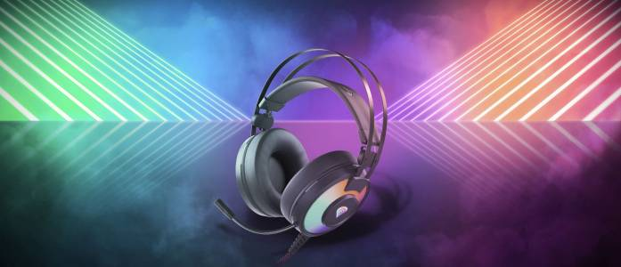 Genesis Neon 600 RGB: симфония от светлина (РЕВЮ)