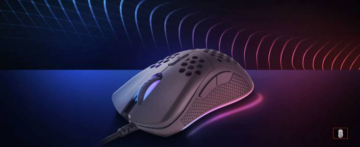 "Genesis Krypton 550: лека мишка за ""тежки"" фрагове (РЕВЮ)"