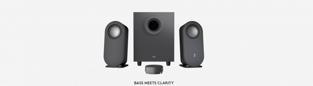 LOGITECH Z407: безжична система с много приятен звук (РЕВЮ)