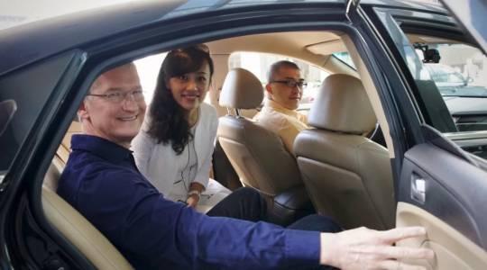 Подкрепена от Apple, Didi Chuxing излиза на борсата с цена от 100 млрд. долара