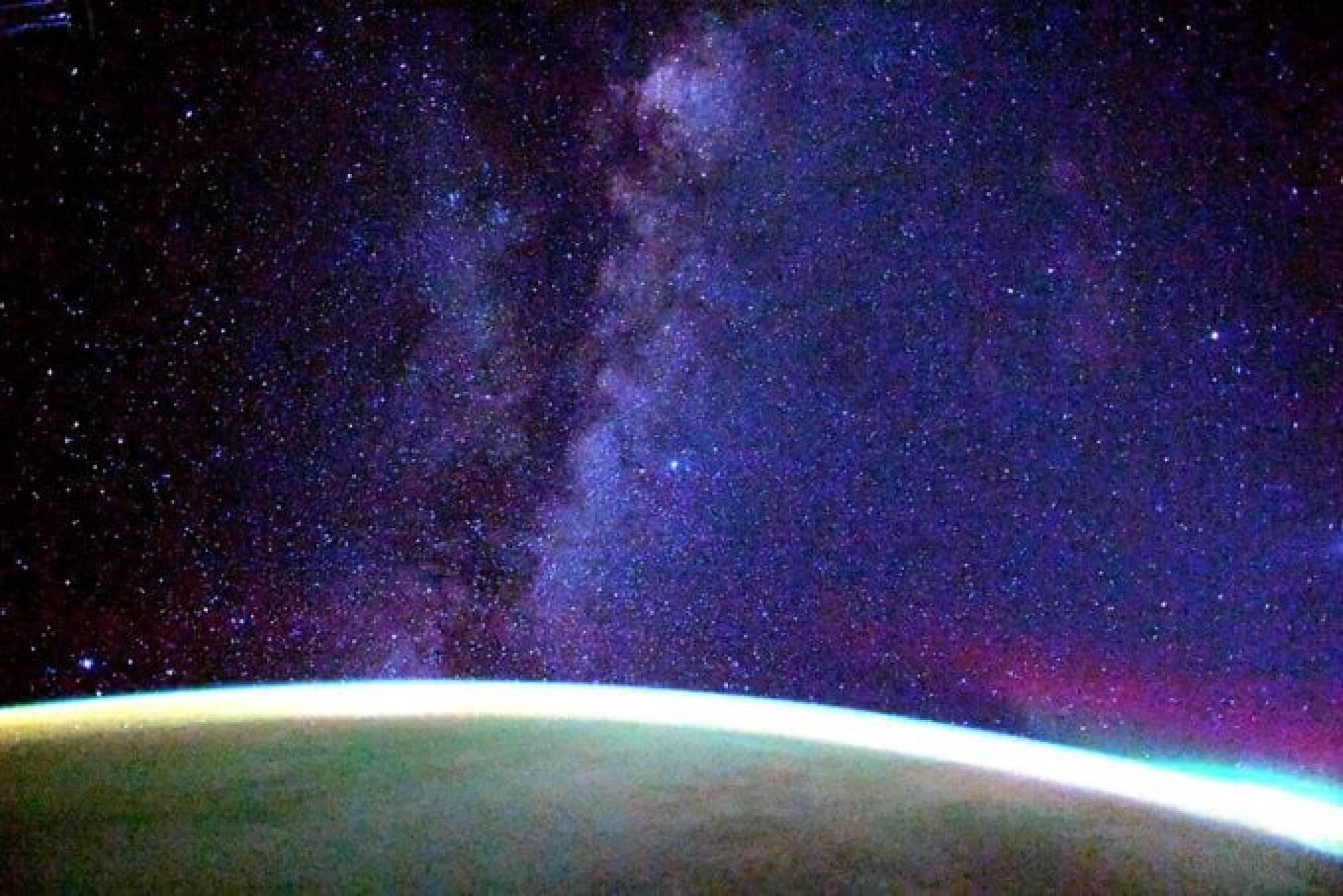 Вижтеедна отнай-хубавитеснимкина Млечния път