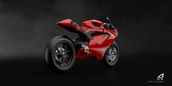 Ducati направи рязък обратен завой за идеята за е-мотор