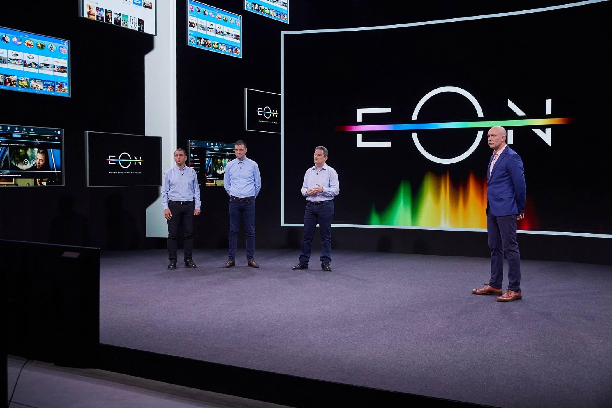 Vivacom представя пакети EON, които комбинират супер бърз интернет с изцяло нова телевизионна платформа