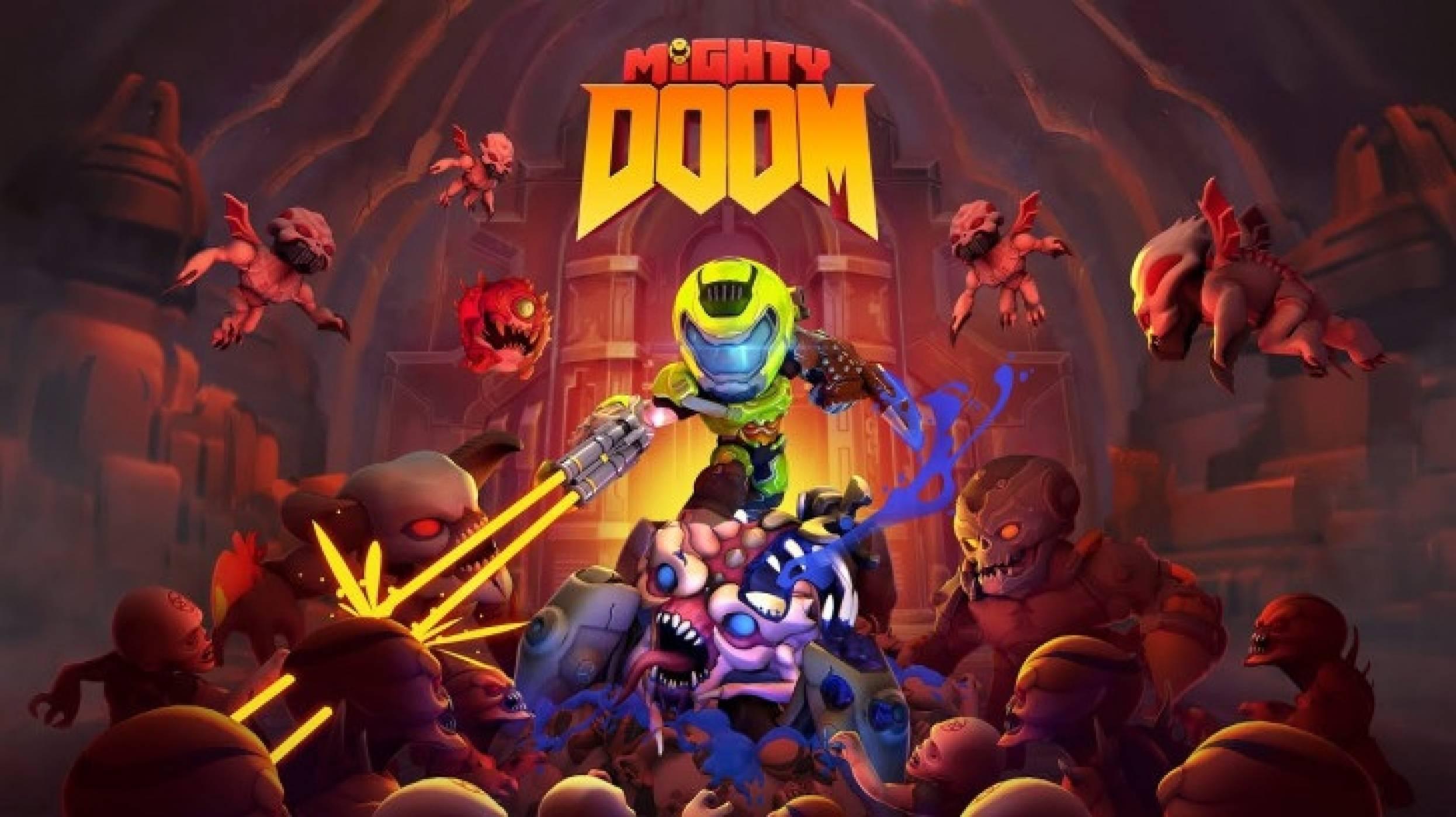 Адът се пренася на вашия смартфон с новата Doom игра
