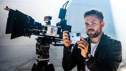 iPhone 12 Pro бие професионална камера във видеотест (ВИДЕО)