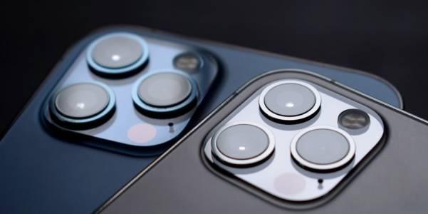 iPhone може би ще снима в 8К през 2022 г.