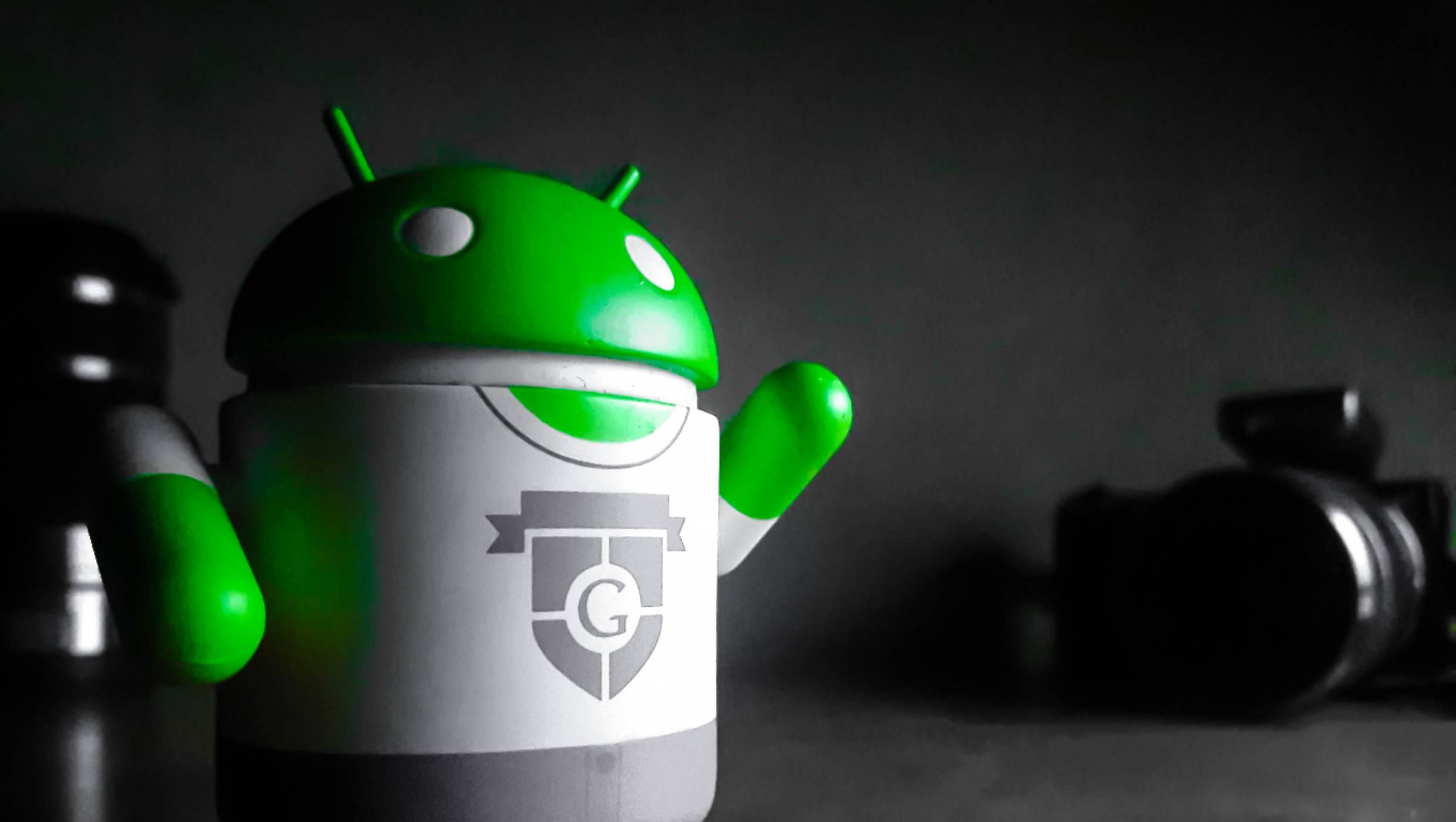 Android 12 може да възроди тази функция от Windows 95