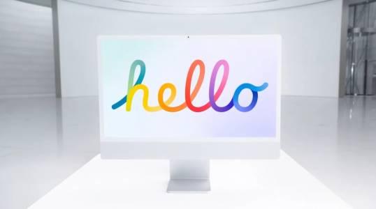 Лилав iPhone 12, нов iMac и всичко друго от събитието Spring Loaded на Apple
