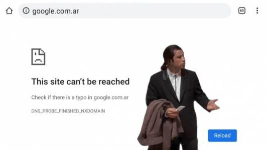 Някой успя да си купи домейна Google Search в Аржентина