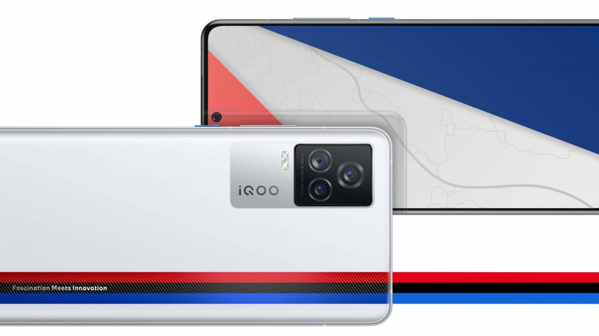 vivo iQOO 7 Legend е новият глобален флагман с SD 888 и геймърски привкус