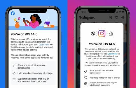 Facebook с опасен ултиматум към iOS 14.5 потребителите: реклами или платени приложения