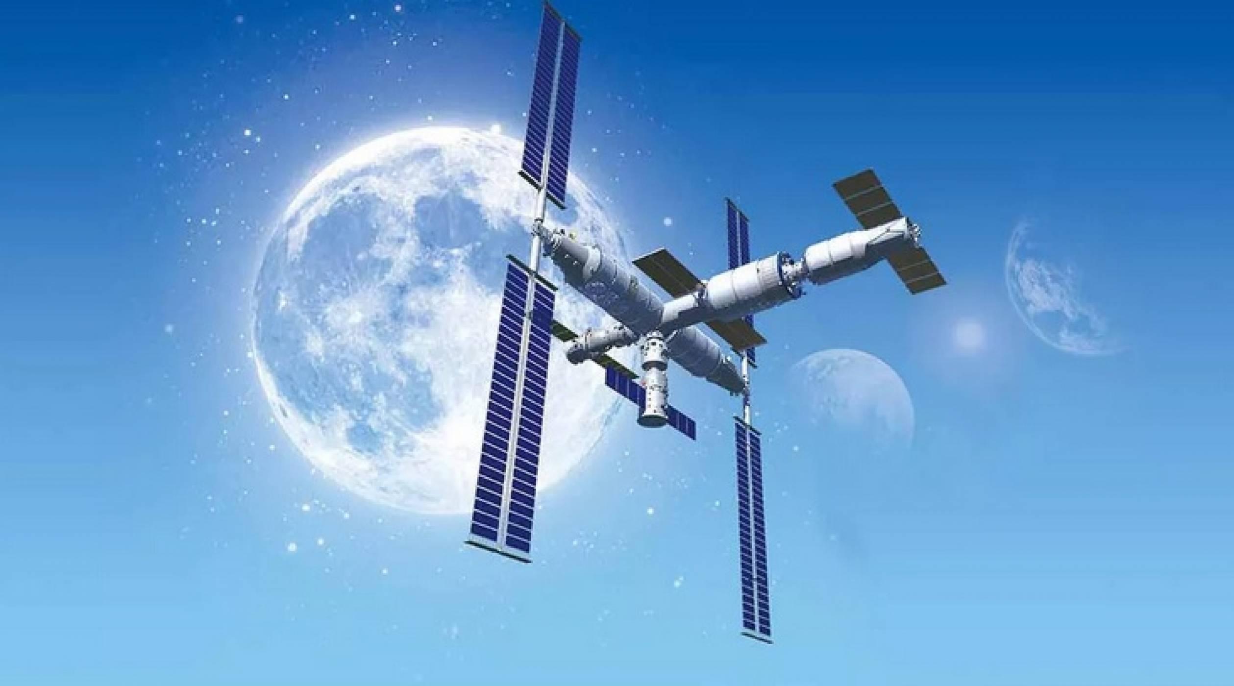 Китайска ракета без никакъв контрол ще удари Земята този уикенд