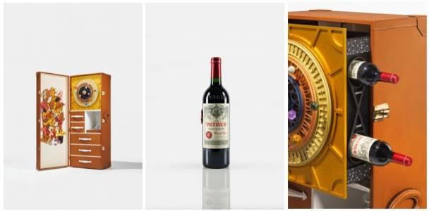 Космическо вино гони цена от 1 милион долара