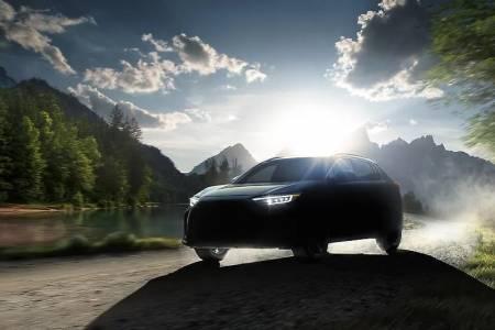 Първият е-модел на Subaru се нарича Solterra и го чакаме през 2022 г.