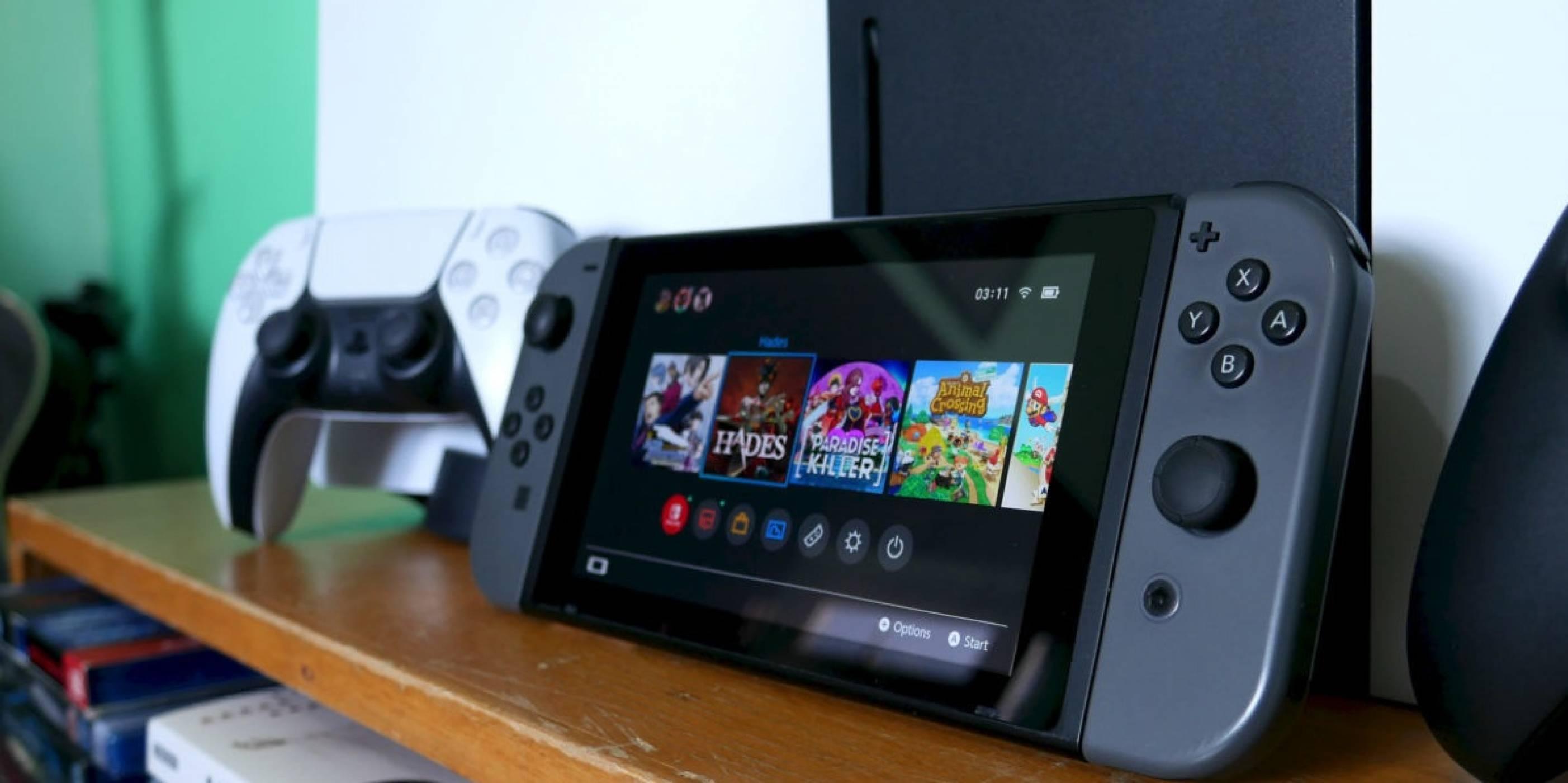 Предполагаемият Nintendo Switch Pro с OLED дисплей бе споменат отново